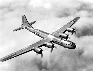 Boeing B-29 Superfortress by GeneralTate