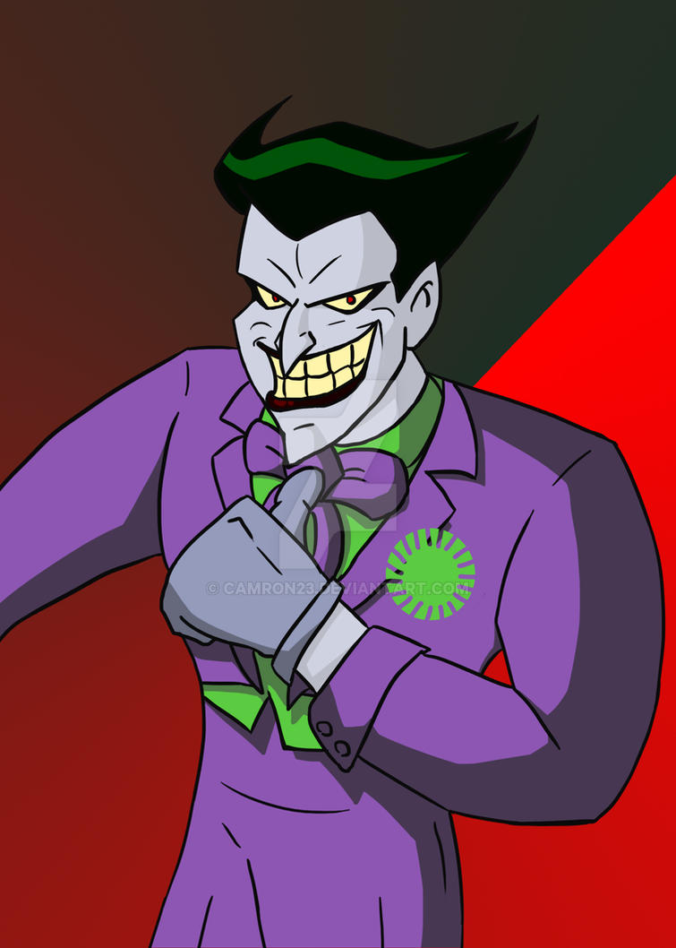 The Joker by Camron23