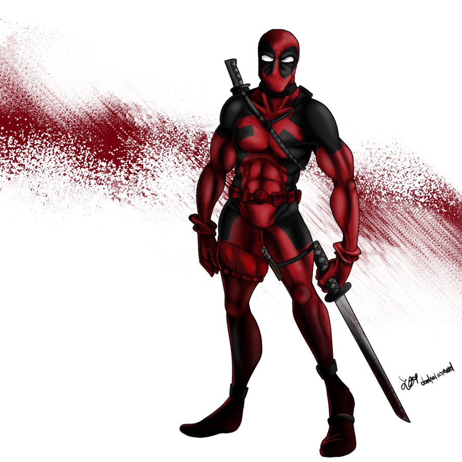 Deadpool 2 by AceOfEighth
