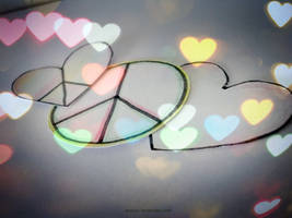 peace and love by seisuzy