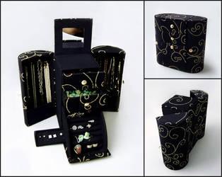 Box for jewelry by SmallVixen