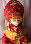 the noblewoman Valentine Prokopevna