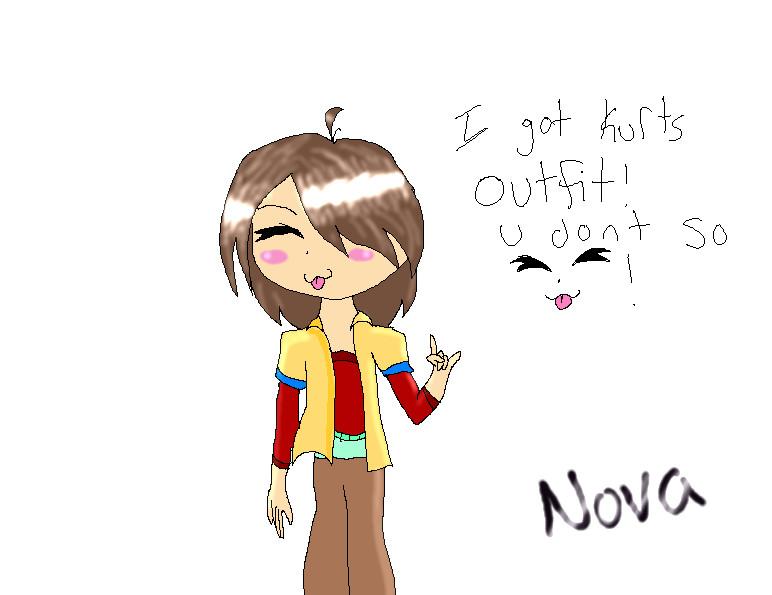 Kurt's outfit by Nova-moon