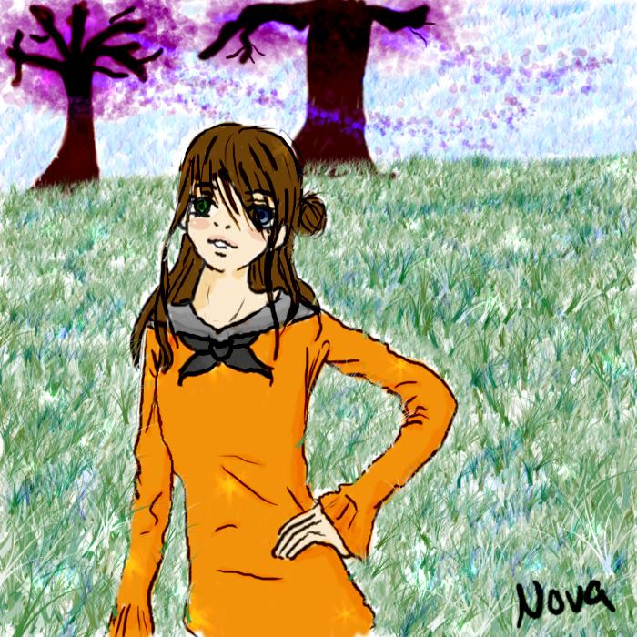 i live where magic grows by Nova-moon