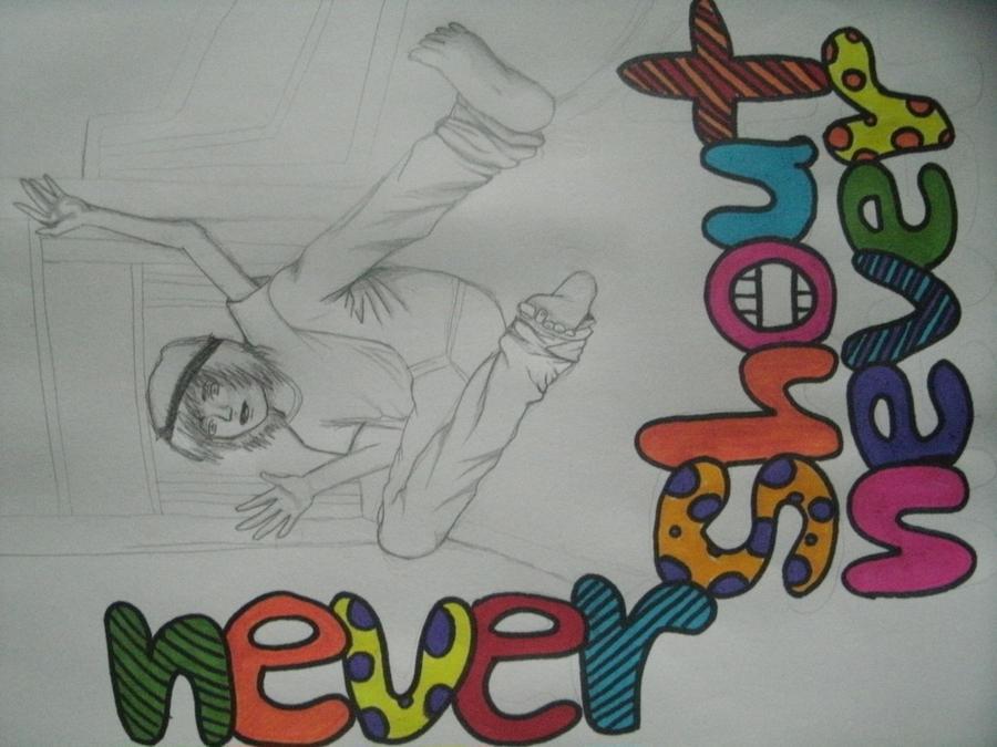 Nevershoutnever by Nova-moon