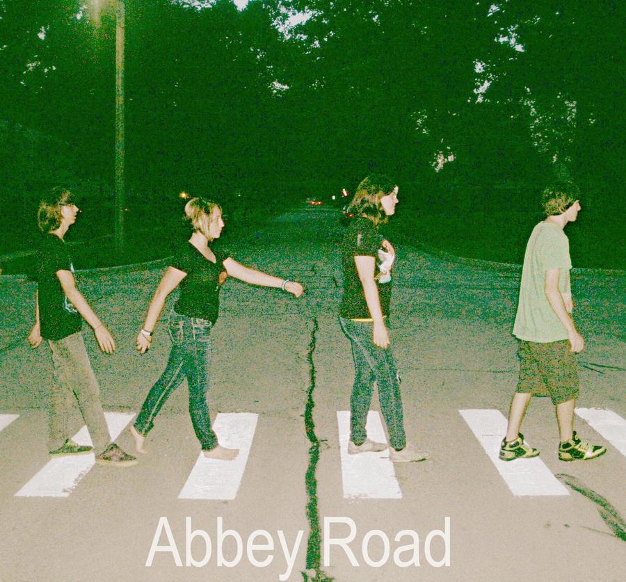 Abbey Road by Nova-moon
