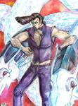 Shaman King: Ryu by SilverKvazar