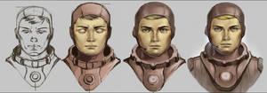 face process 2