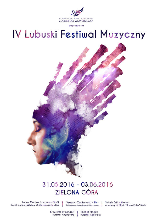 Poster for Music Festival by Soldierski