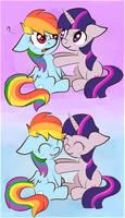 hug the rainbow
