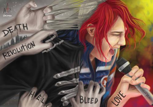 I stop bleeding three years ago
