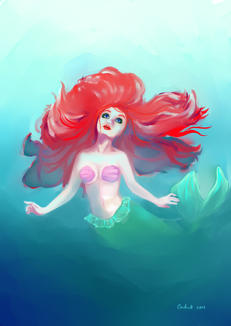 Ariel by Julietto