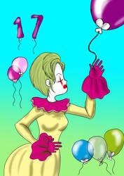 Deviantart-17-birthday-template by Frany-C