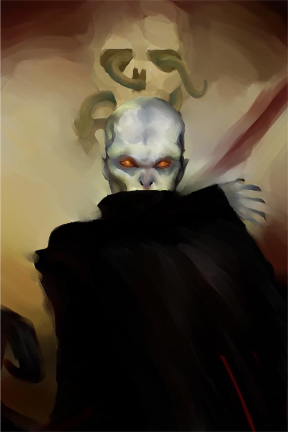 Voldemort by vrass on DeviantArt