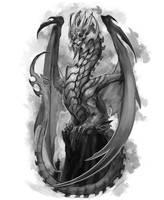 Pride Dragon by vrass