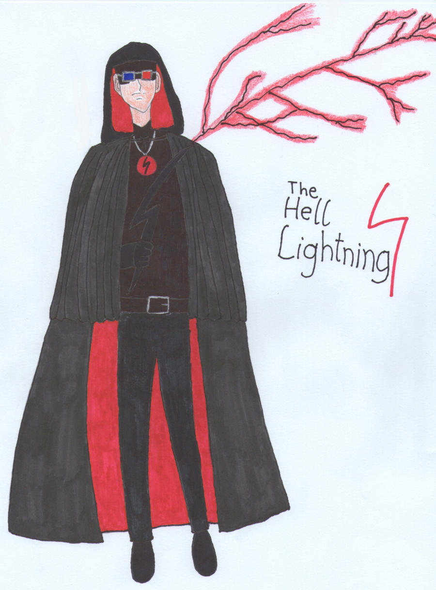 TheHellLightning's Profile Picture
