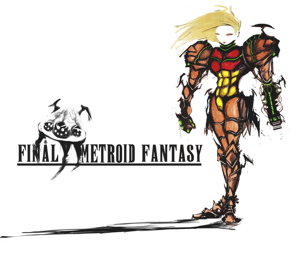 Final Metroid Fantasy by HeroicallyTragic