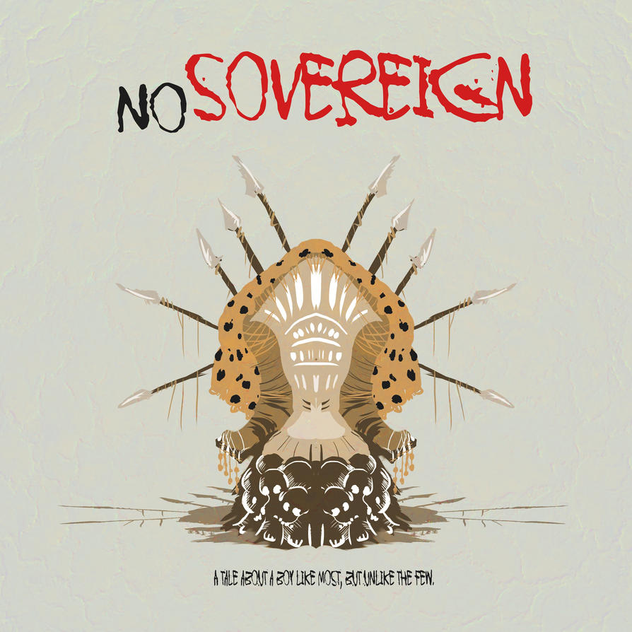 No sovereign by HeroicallyTragic