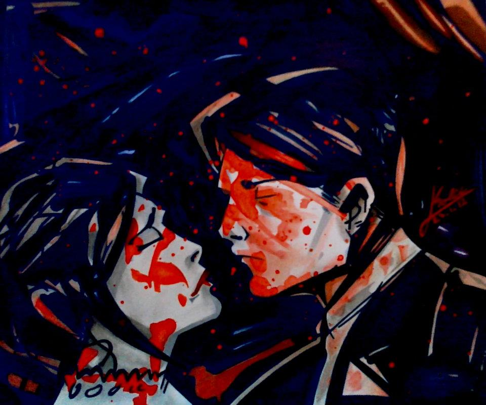 Three Cheers For Sweet Revenge by Kolac666