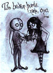 Two broken hearts...make one