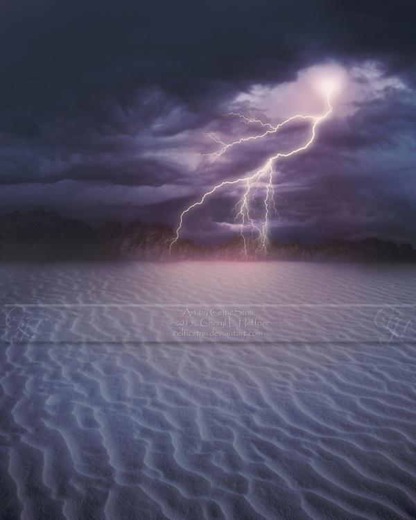 Lightning by CelticStrm