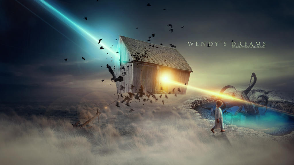 Wendy's Dreams by Paulo-Bert