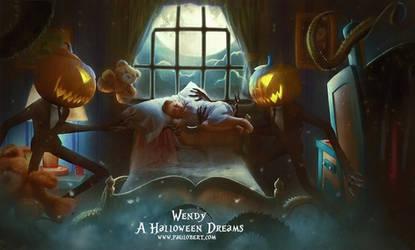 Wendy A Halloween Dreams