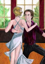 The Dancers by SnikkiPikkins