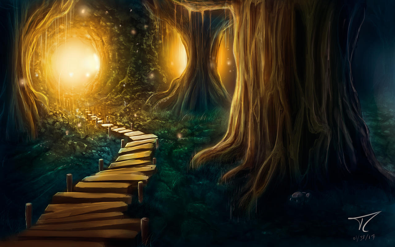 The Forgoten Lands by Metics