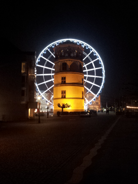 Duesseldorf: Old Town (Altstadt) by PrimeBee1360