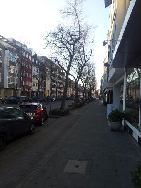 Street Life by PrimeBee1360