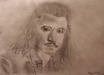 Bard the Bowman by themistymountains