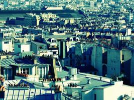 Paris by IanAnderson