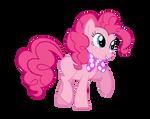 Pinkie Pie with Bowtie