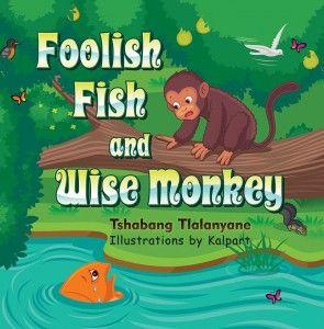 Foolish-Fish-and-wise-monkey-kalpart by storybookillustrator