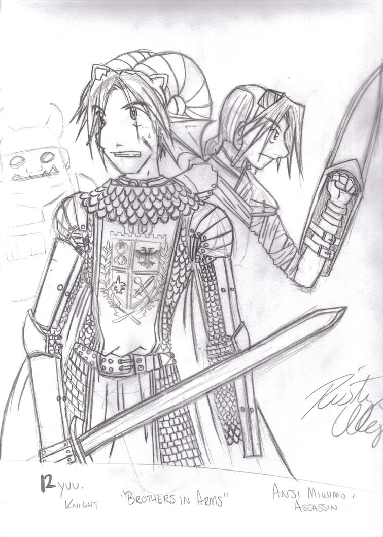 Ragnarok Fan Art WIP by akira200479762