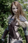 Aela The Huntress from Skyrim - Cosplay