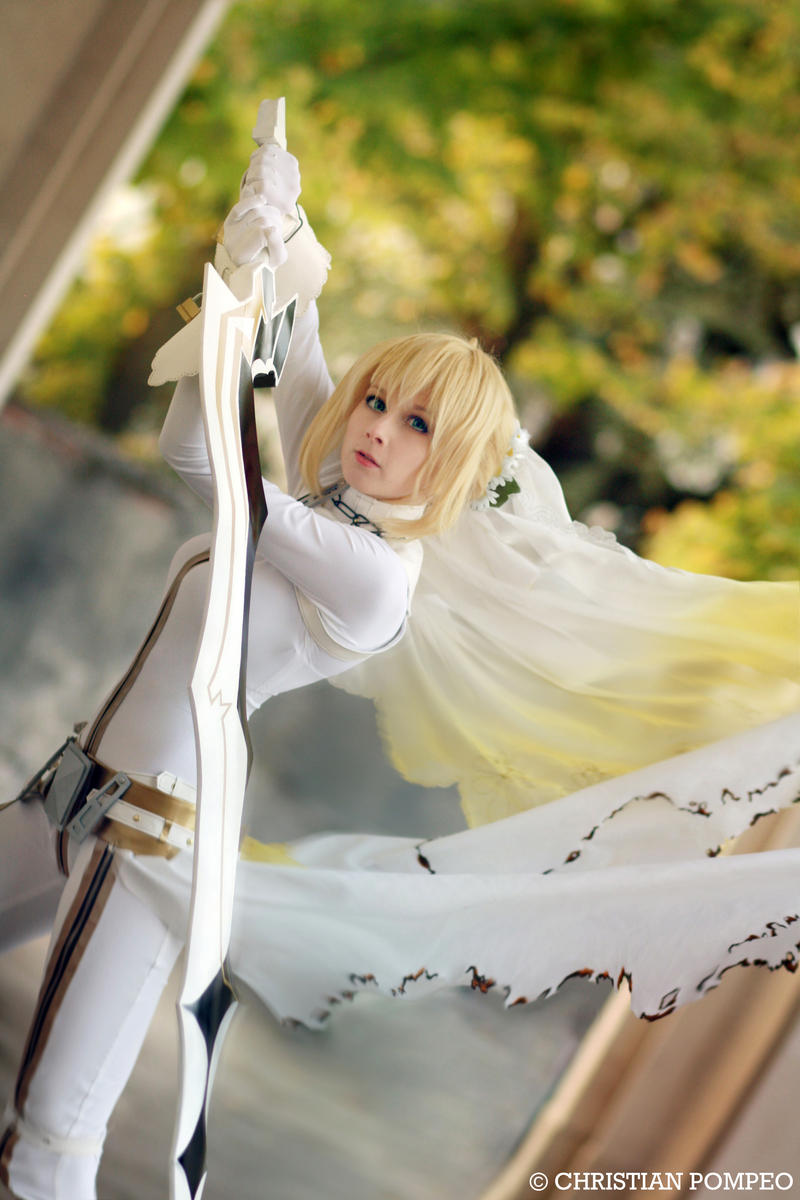 saber bride cosplay by yukinohanacosplayart on deviantart