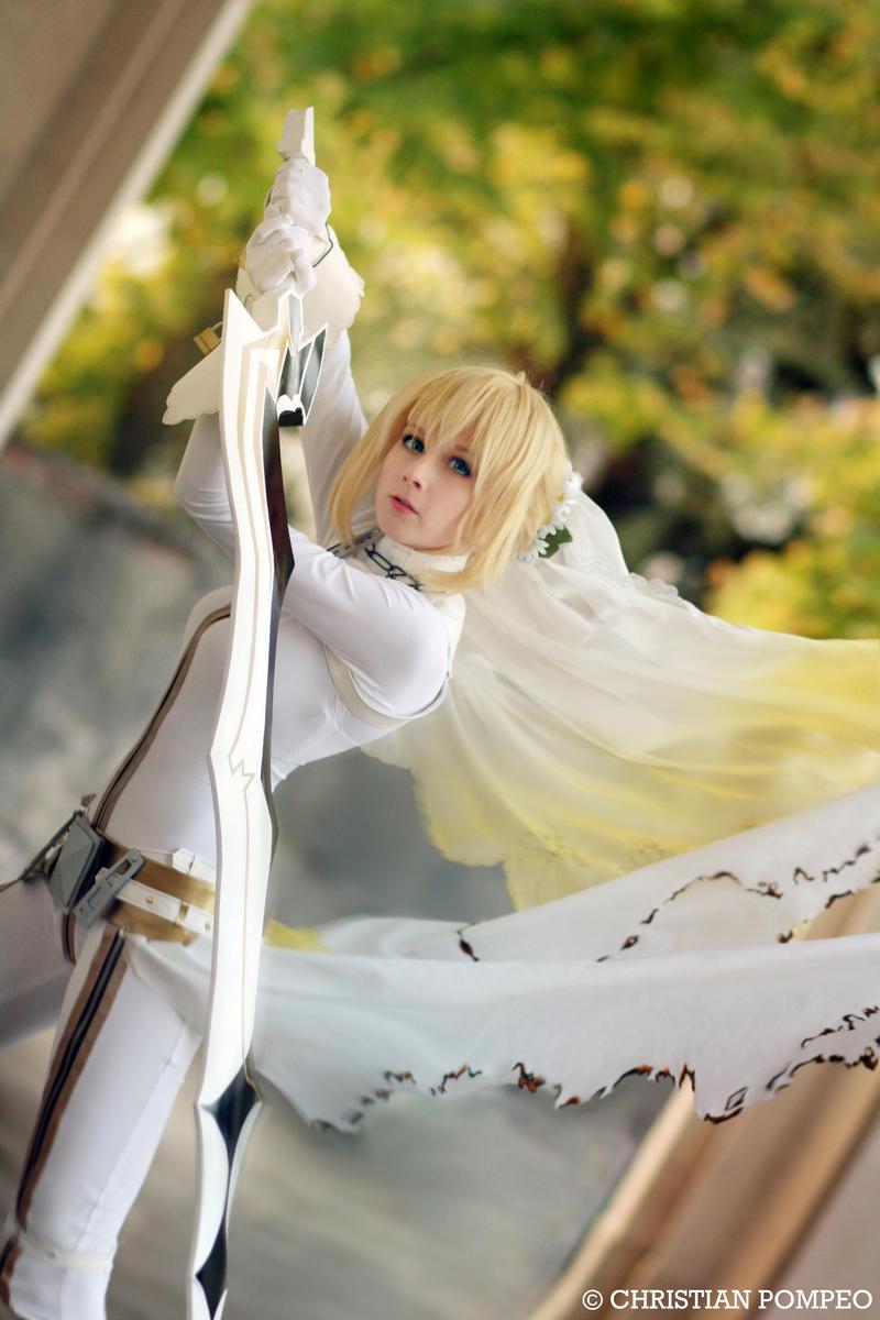 saber bride cosplay by yukinohanacosplayart on deviantart