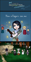 Story of my Dragon Age Inquisition