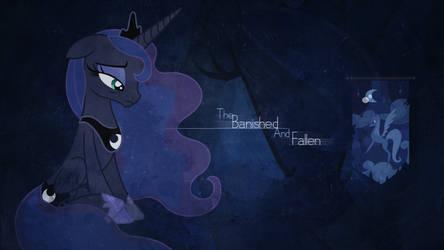 Luna wallpaper by SummonnerYuna