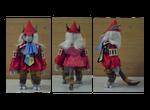 Final Fantasy 9 Freya Crescent Plushie
