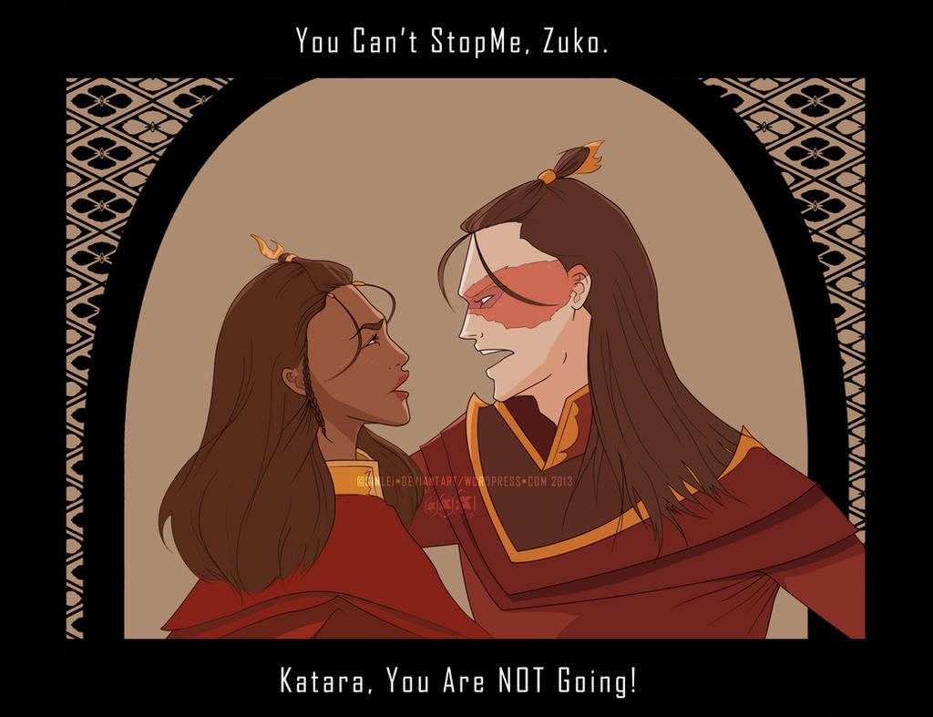 Voices - Zutara Week 2013 Day