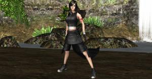 Tifa Lockhart Epic Pose