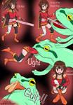 Megumin Frog Vore