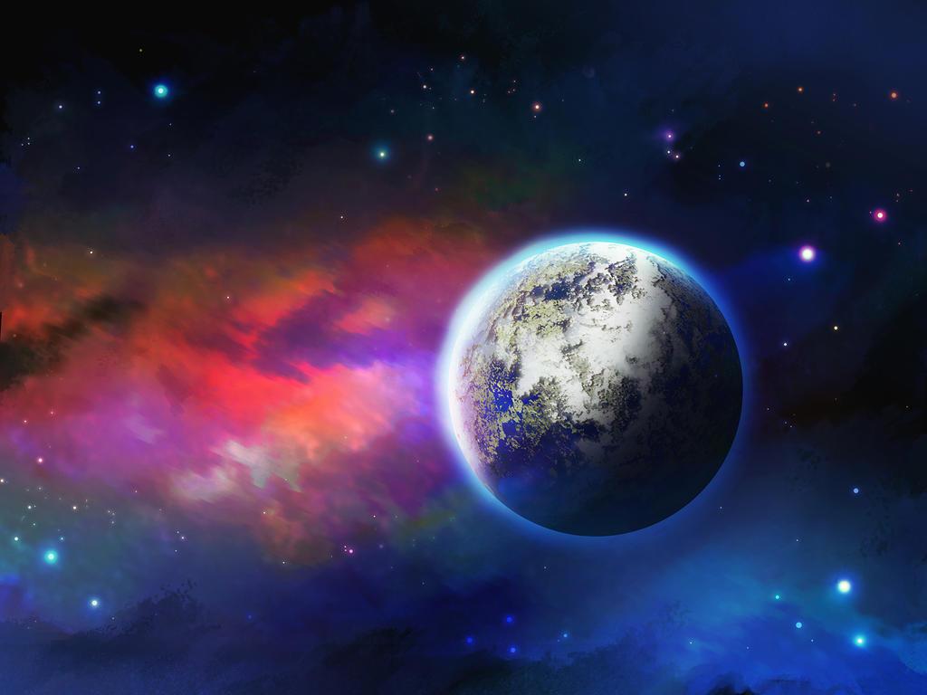 Planet I by xraypr