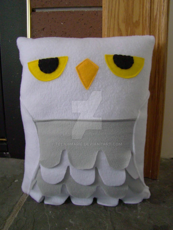 Hedwig by Telahmarie