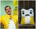 Freddy Mercury Pillow