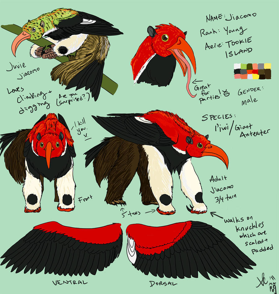 Windsonde - Jiacomo Ref by sparrowstampede