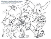 Kingdom Hearts - The Summons by sparrowstampede
